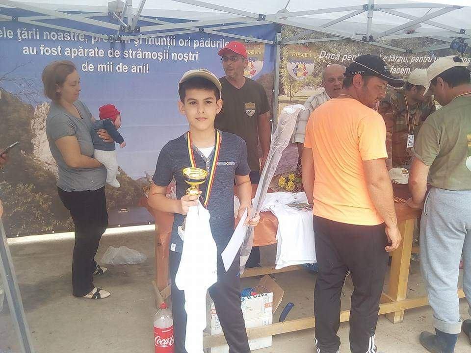 Cupa micilor pescari Ediția 1 - 2017